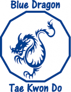 Blue Dragon Tae Kwon Do Logo Grand Master Donatelli